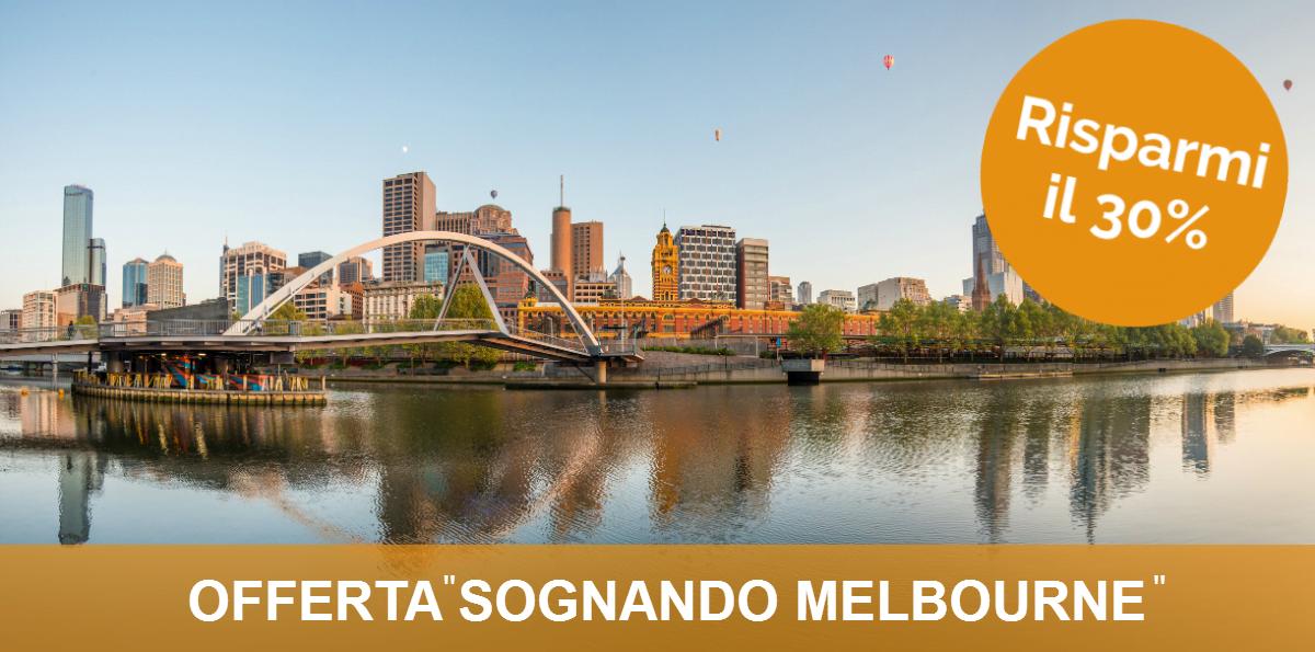 Studia inglese a Melbourne e risparmia!