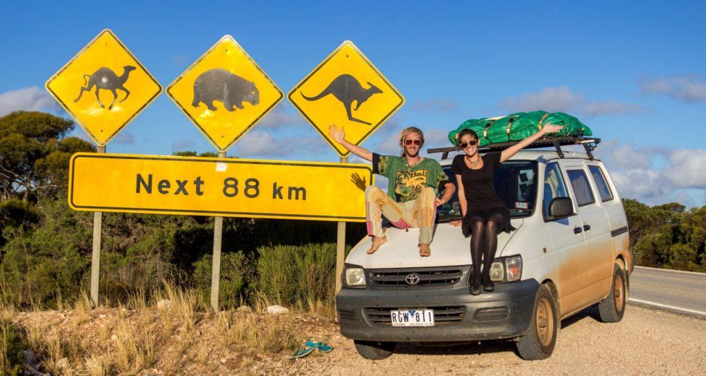 """L'Australia dei ragazzi di """"In Viaggio col Tubo"""""""