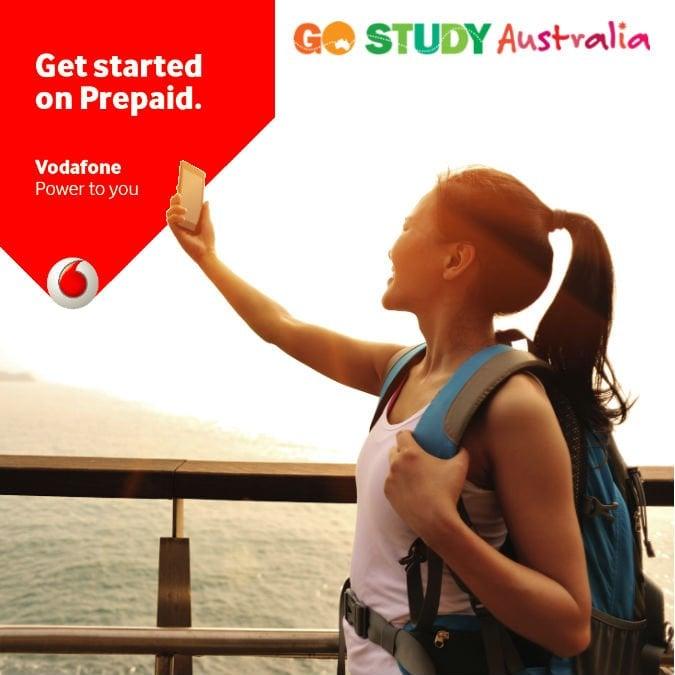 Go Study chiama con Vodafone