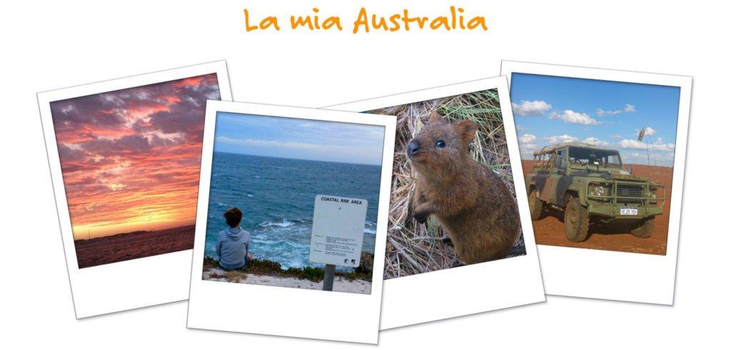 Le fotografie dell'avventura di Davide in Australia