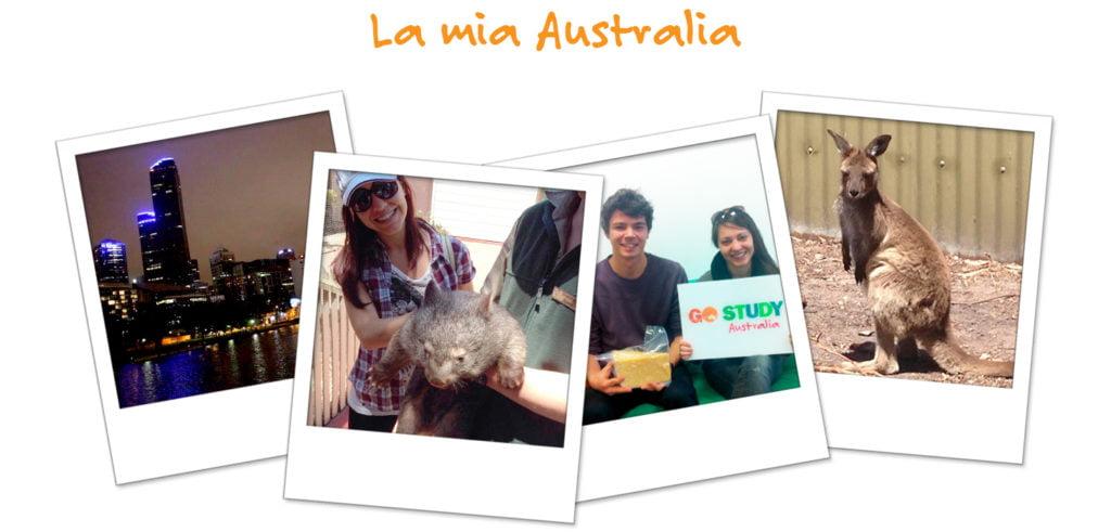 Le fotografie dell'avventura di Ilenia in Australia