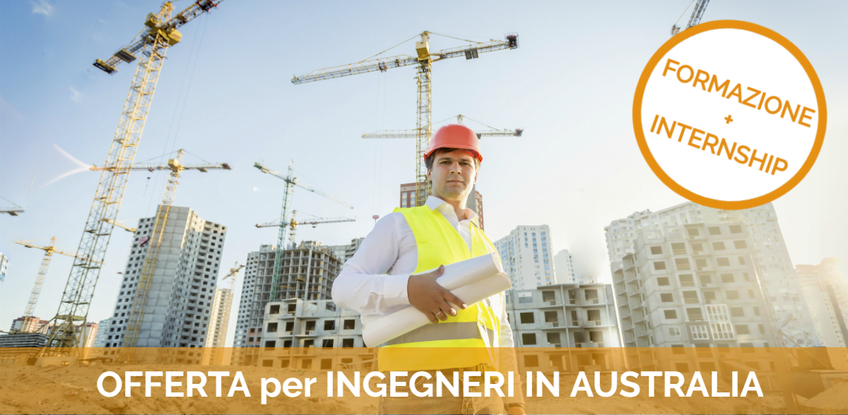 Offerta Ingegneri in Australia