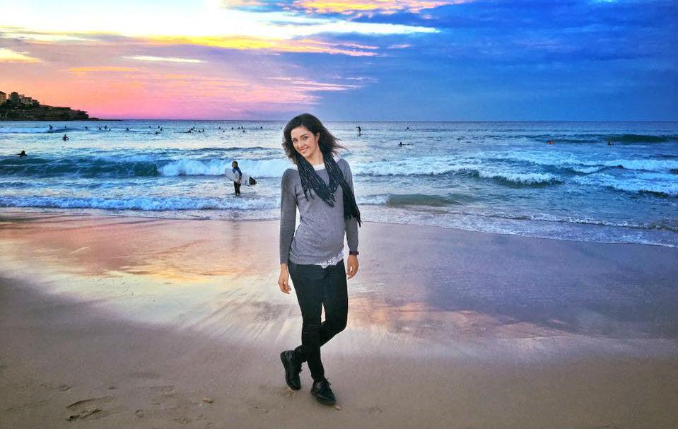 L'avventura di Silvia in Australia