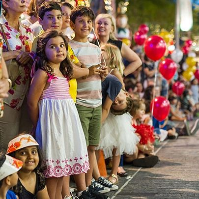 Brisbane Christmas Parade