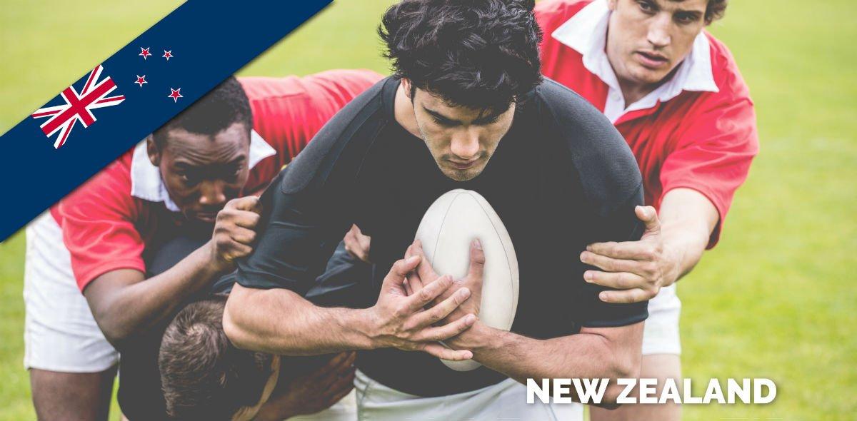 Offerta Rugby + Inglese in Nuova Zelanda