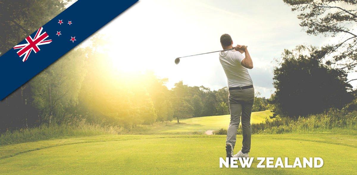 Offerta Golf + Inglese in Nuova Zelanda