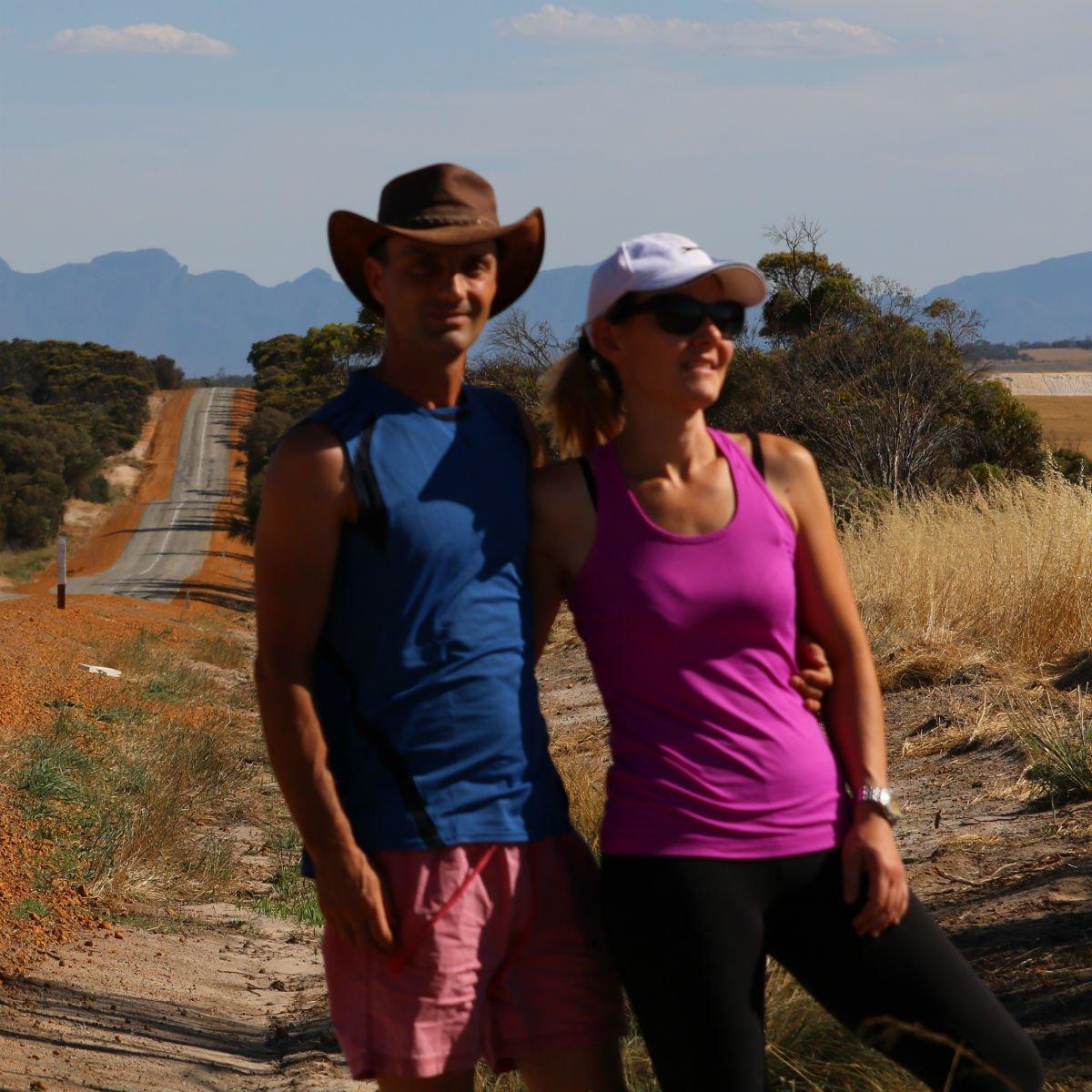 Flavia e Omar in Australia