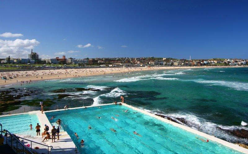 Bondi Beach a Sydney