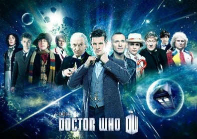 Impara l'inglese con Doctor Who