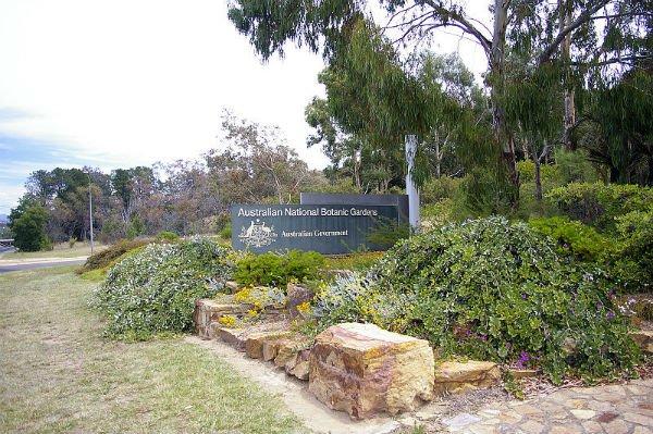 National Botanic Gardens Canberra