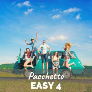 Scopri il pacchetto EASY 4