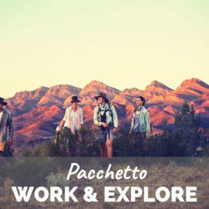 Scopri il pacchetto WORK & EXPLORE