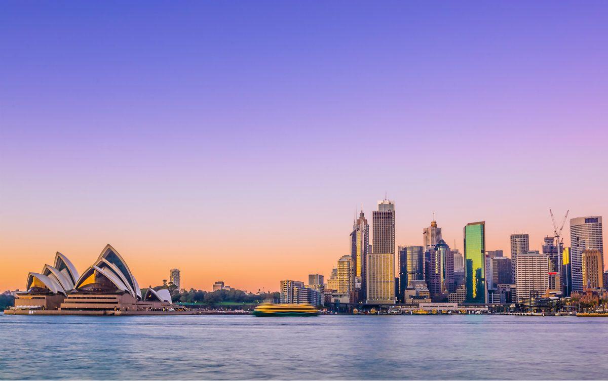 Città australiane