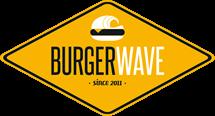 Burger Wave logo