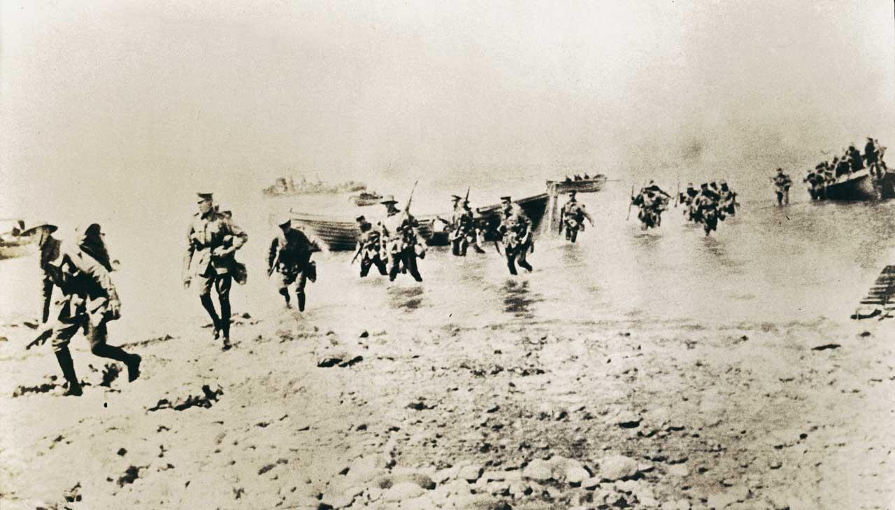 La storia dell'Anzac Day