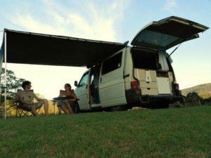 Scatti e Bagagli - Camping nella Kangaroo Valley