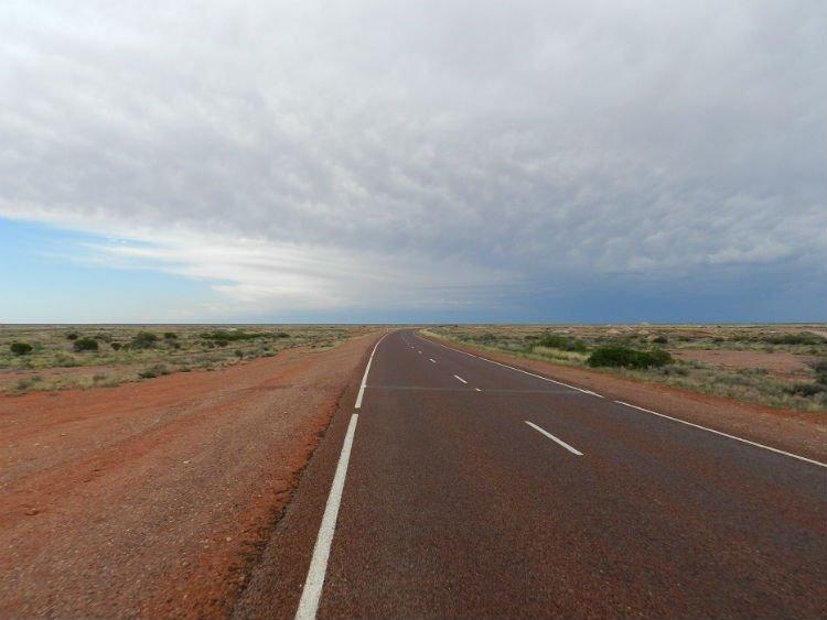 Scatti e Bagagli - Stuart Highway