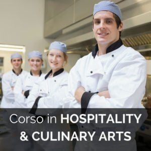 Percorso in Hospitality & Culinary Arts