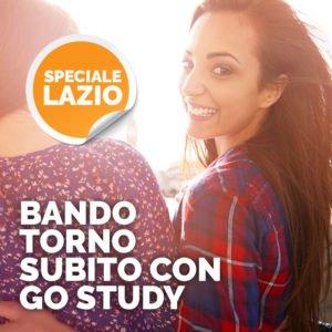 BANDO TORNO SUBITO 2018 con Go Study