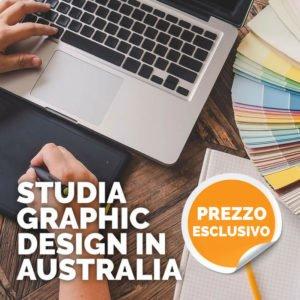 Studia GRAPHIC DESIGN ad un prezzo esclusivo