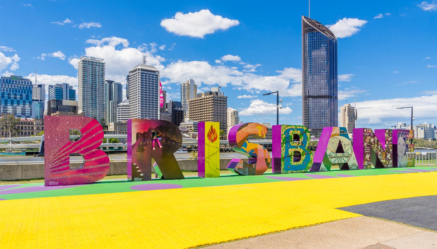 Brisbane luoghi di incontri