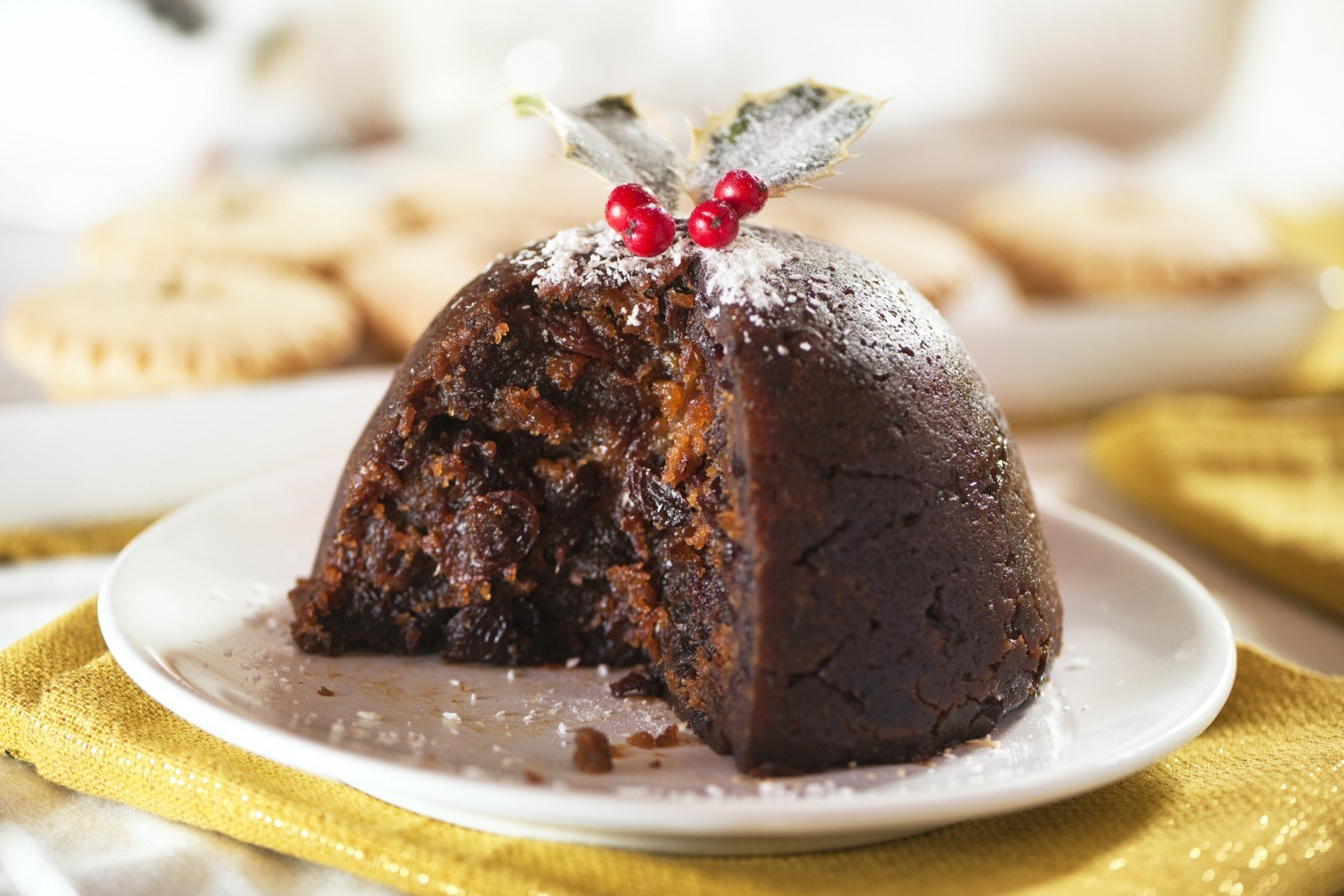 Natale in Australia: Christmas pudding