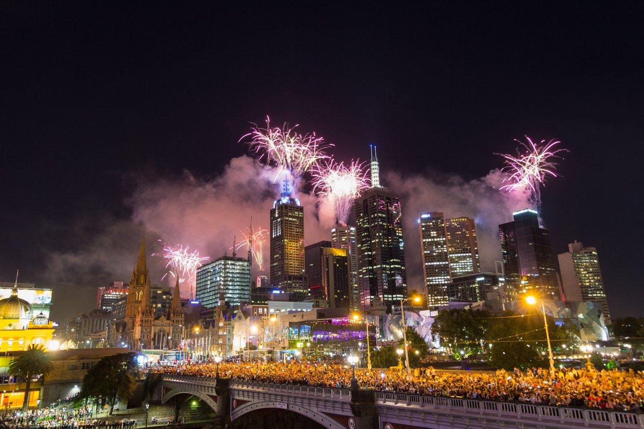 Capodanno a Melbourne