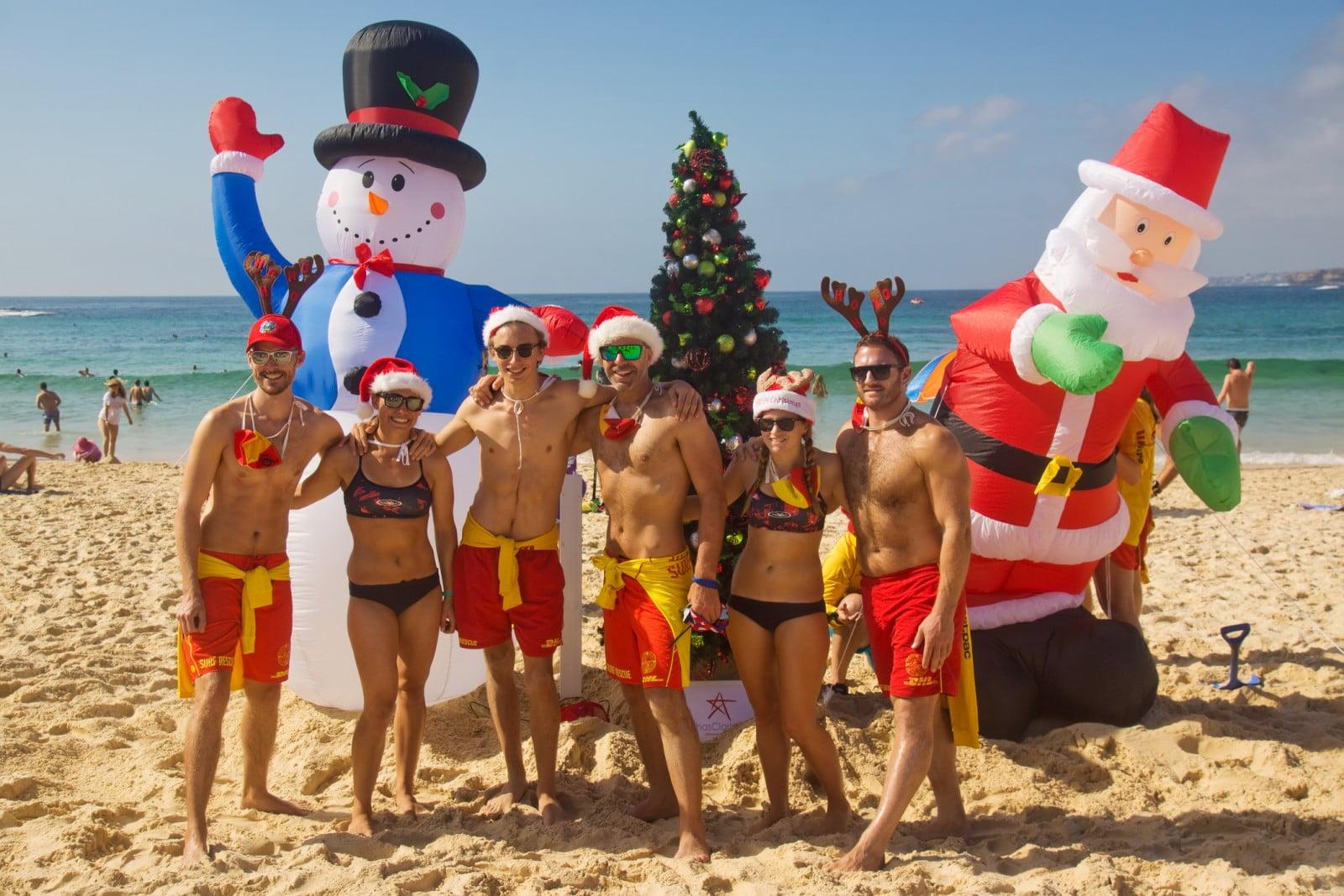 Natale in Australia: come si trascorre la giornata