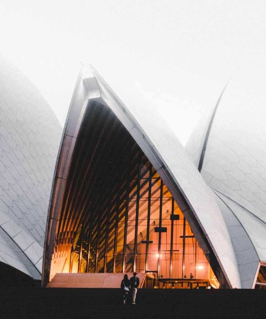 Vivere a Sydney