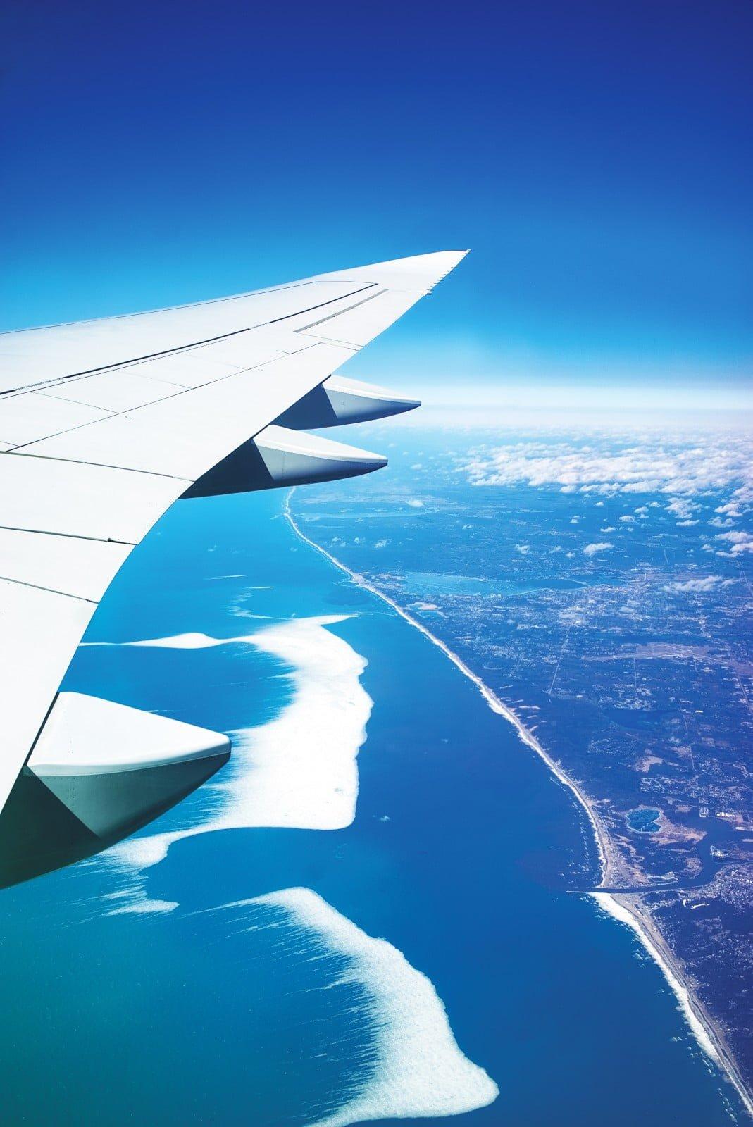 Il volo: partire per l'Australia