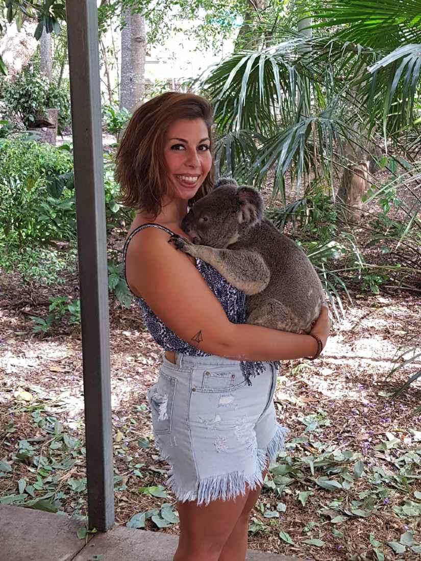 Gloria in Australia
