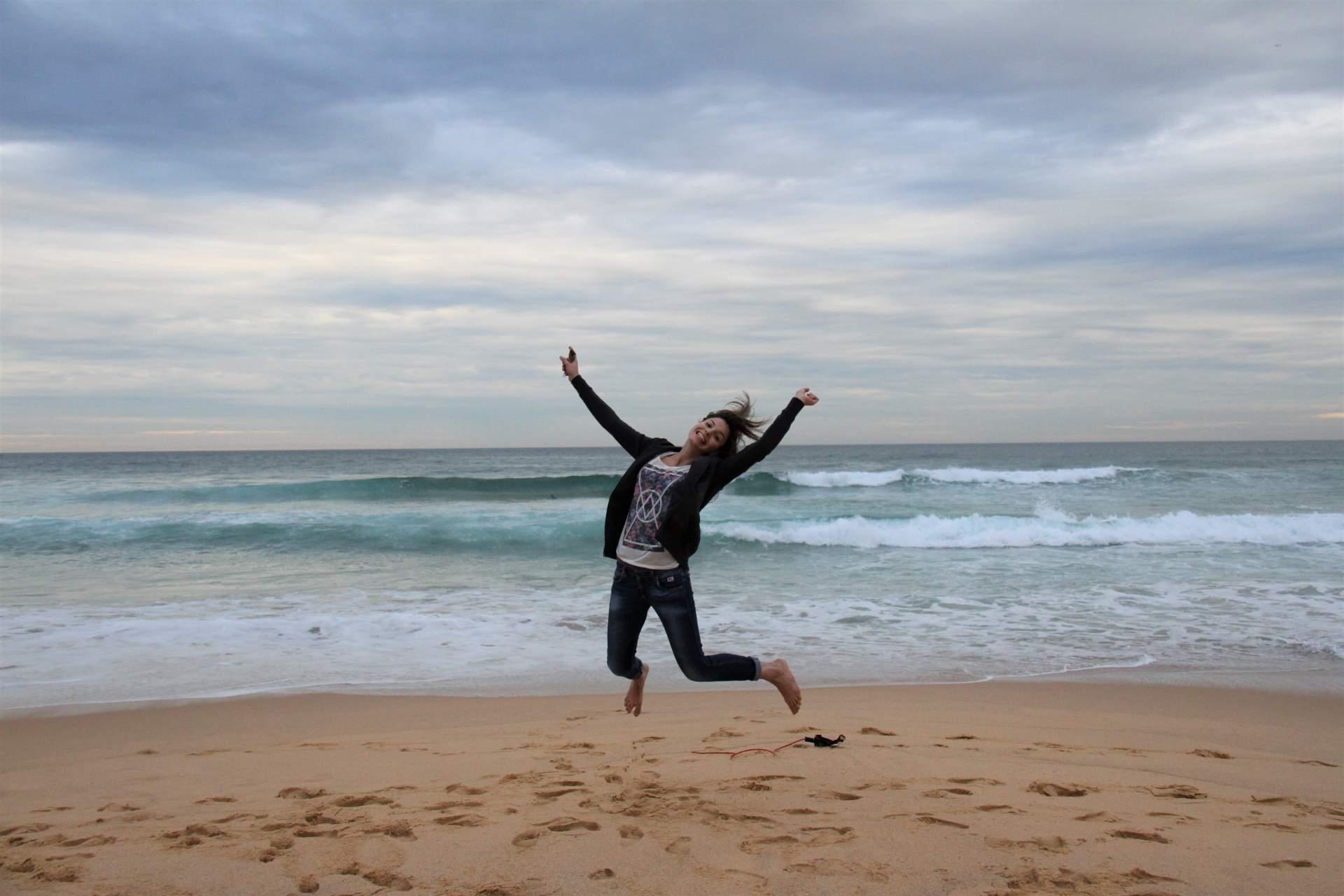 Ilaria in Australia