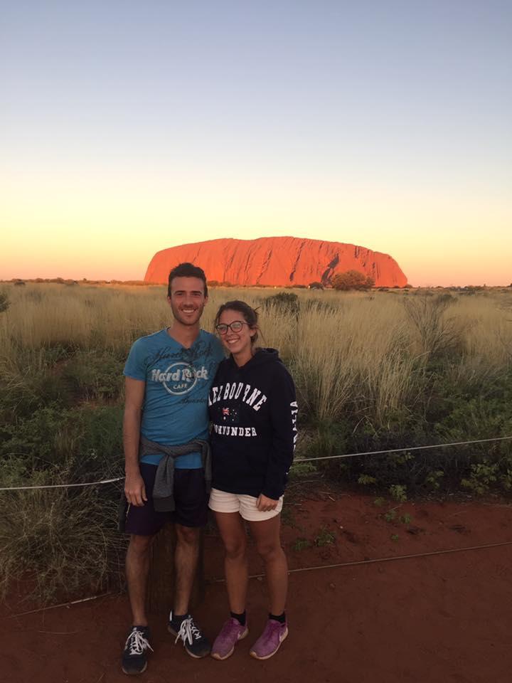 Ludovica in Australia