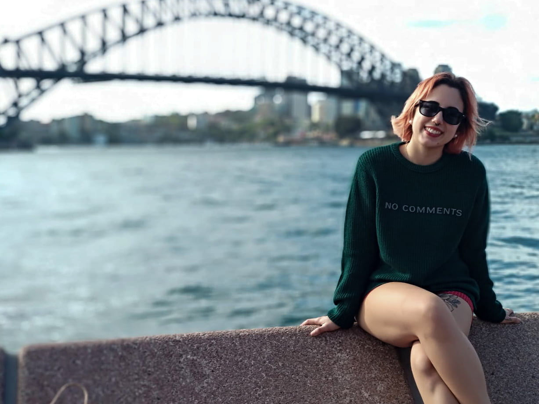 Camilla, Student Advisor a Sydney