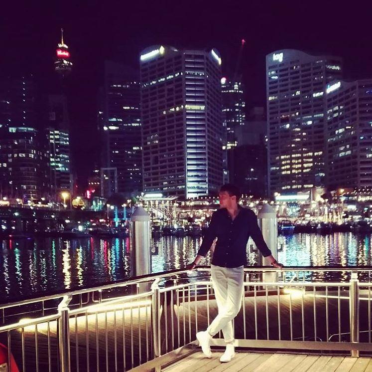 Umberto a Sydney