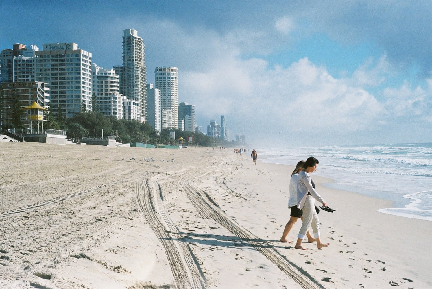 Gold Coast spring