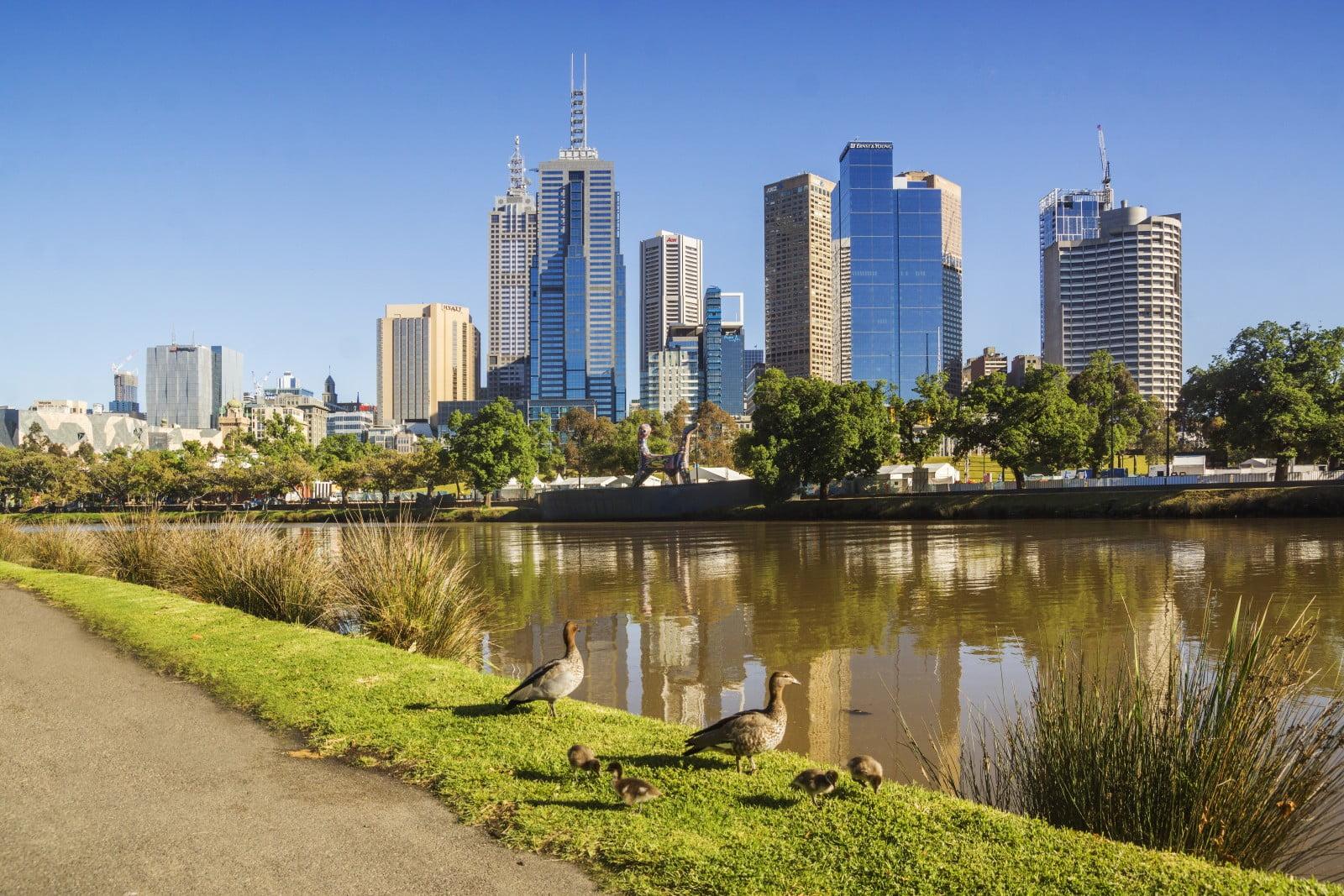 Melbourne spring