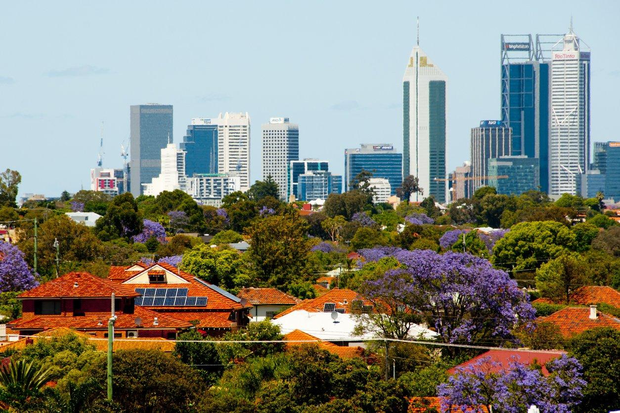 Perth spring